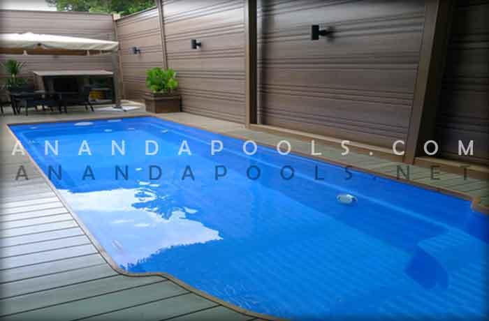 Fibreglass Swimming Pool Ananda Pools